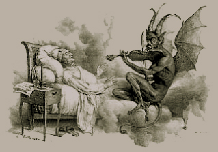 Tartini dreaming of the Devil